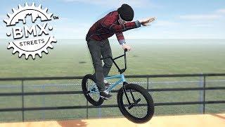 I DABBED - BMX Simulator