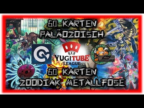 GYL2 Tag 1  - Paläozoisch (Complexity Card Gaming) Vs. Zoodiak Metallfose (ReneBrain)