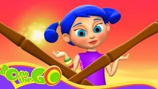Bo En el IR! - Bo y el Coolster | Divertidos dibujos animados para los Niños