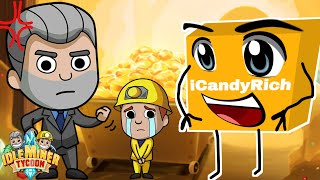 Idle Miner Tycoon Level Max Money How To Play Coal Line Gameplay Walkthrough iCandyRich