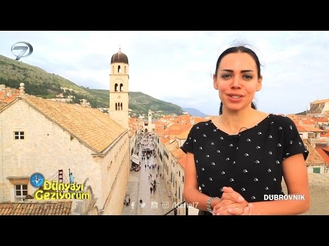 Dünyayı Geziyorum - Dubrovnik - 29 Mayıs 2016
