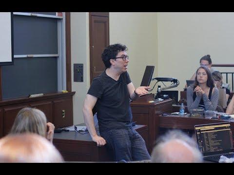 Jonathan Zittrain on Technology for the Social Good