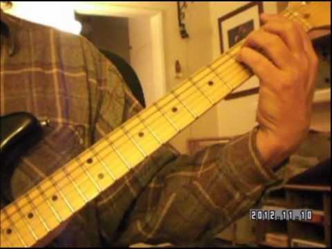 Red Dirt Road Guitar Lesson