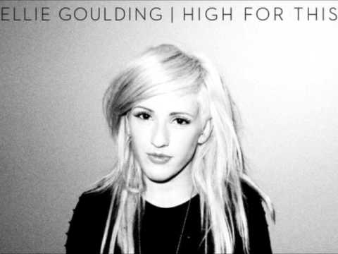 Ellie Goulding  High For This  The Weeknd