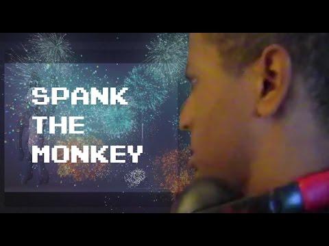 Goes! spank the mounkey tempting