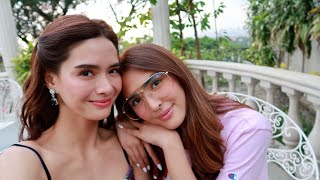 Heart to heart with Sofia Andres ♥️ | Erich Gonzales