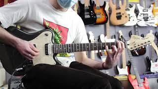Squier Paranormal Series | Super-Sonic Guitar | Music Junction