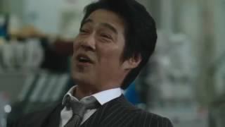 NTTドコモ 面白いCM 曲 綾野剛 堤真一 ししゃも 明日も よろしければGoo...