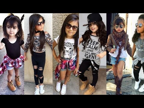 Amazing Swag Fashion Ideas For Little Girls 2018