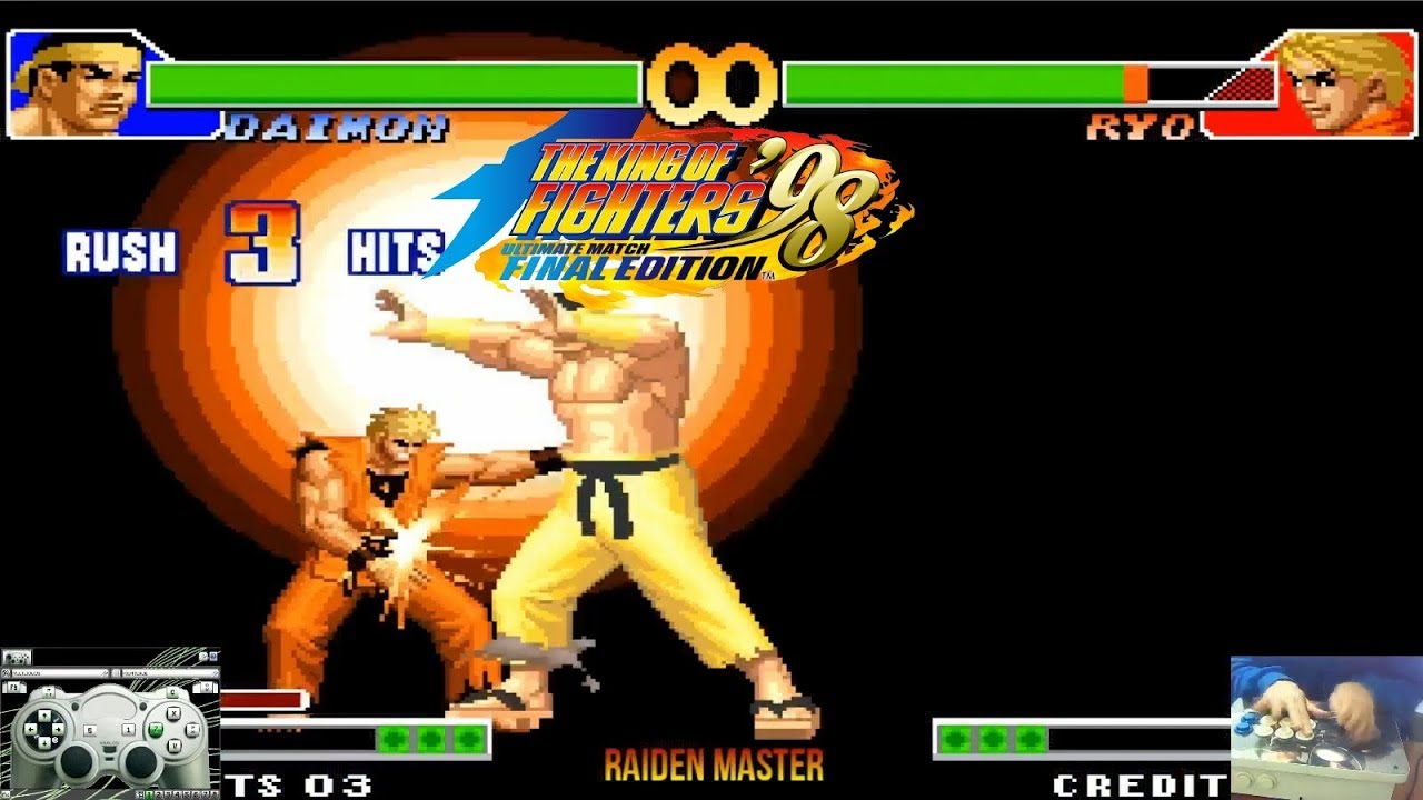 Download kof 98 - Goro Daimon Combos Compilation