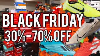 THESE ARE THE BEST BLACK FRIDAY 2019 SOCCER CLEAT SALES!