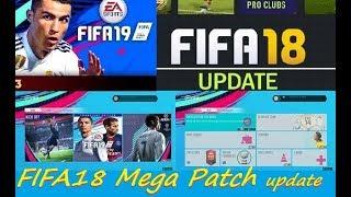 FIFA 18 ULTRAPACK #4 [New]Latest Kits & Transfers.