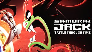 Samurai Jack: Battle Through Time - Official Reveal Trailer