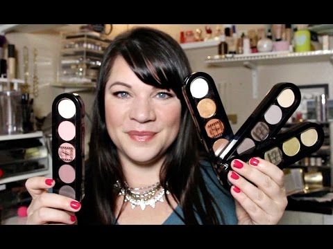 Make-up Atelier Shadow Palettes Review And Swatches! | HONEY BROWN, WOOD PINK, URBAN GREY...