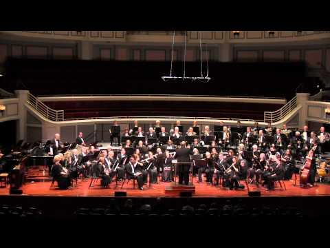 Pagan Dances - Indiana Wind Symphony, Dr. Charles Conrad, Music Director