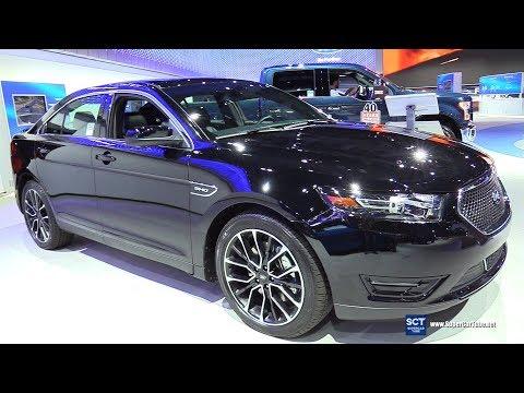 2017 Ford Taurus SHO - Exterior Walkaround - 2017 New York Auto Show