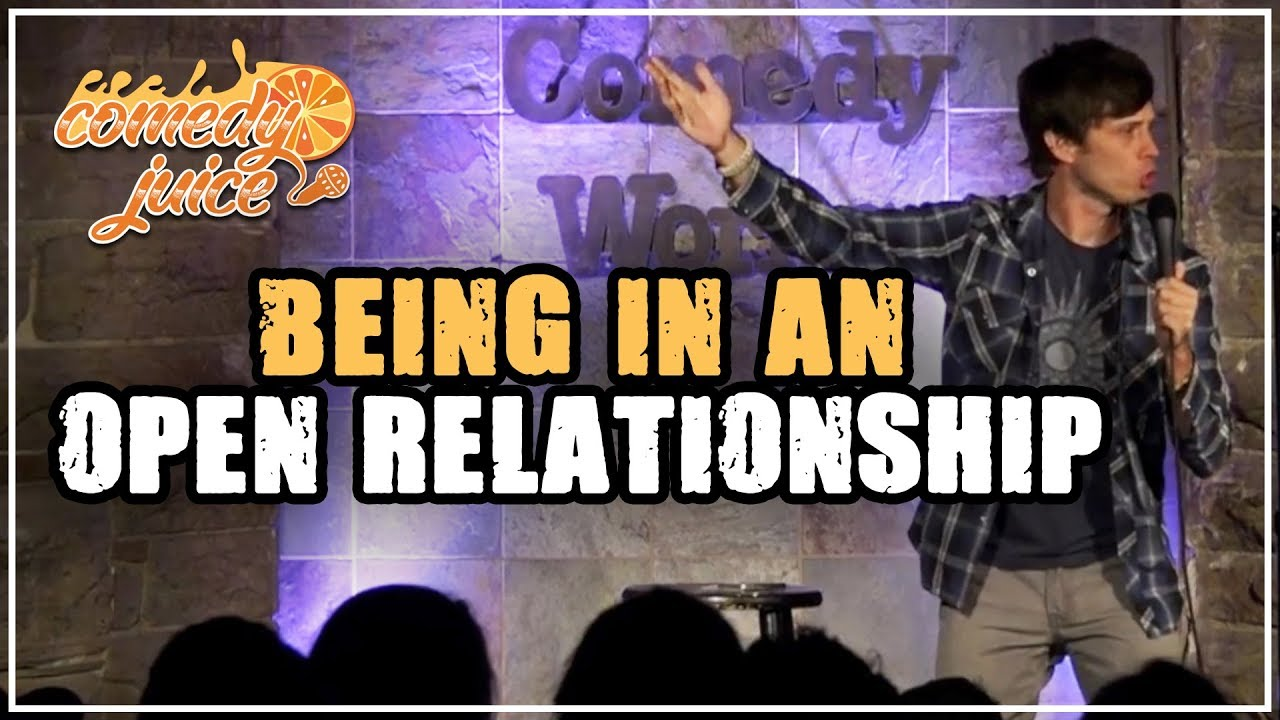 Being In An Open Relationship Steve Gillespie Comedy Juice Youtube Steve is in a romantic relationship with his girlfriend named celina smith. being in an open relationship steve gillespie comedy juice