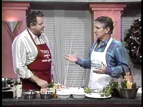 Chicken Primavera - Healthy Cooking with Chef Tell interview by Jack Harris