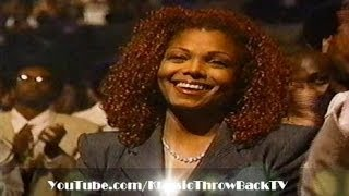 Janet Jackson Soul Train Award Tribute (1997)