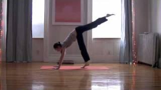 4 Week Strength Building Routine: Week 4 Handstands for Everyone!