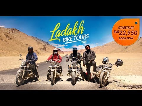 Leh-Ladakh Bike Trip: A Journey to The Land of High Passes