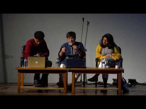 DAS 2018 Talks:  Artist as Activist  (in Bangla)