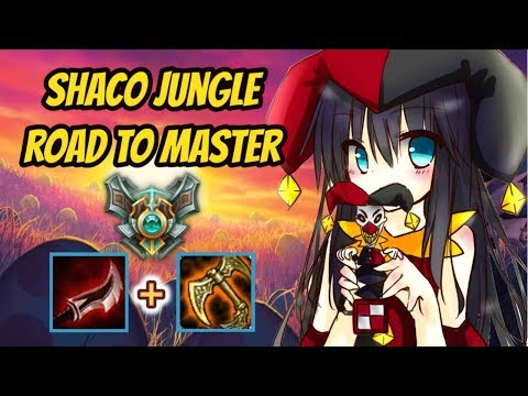 Shaco Jungle Road to Master [League of Legends] Full Gameplay - Infernal Shaco thumbnail