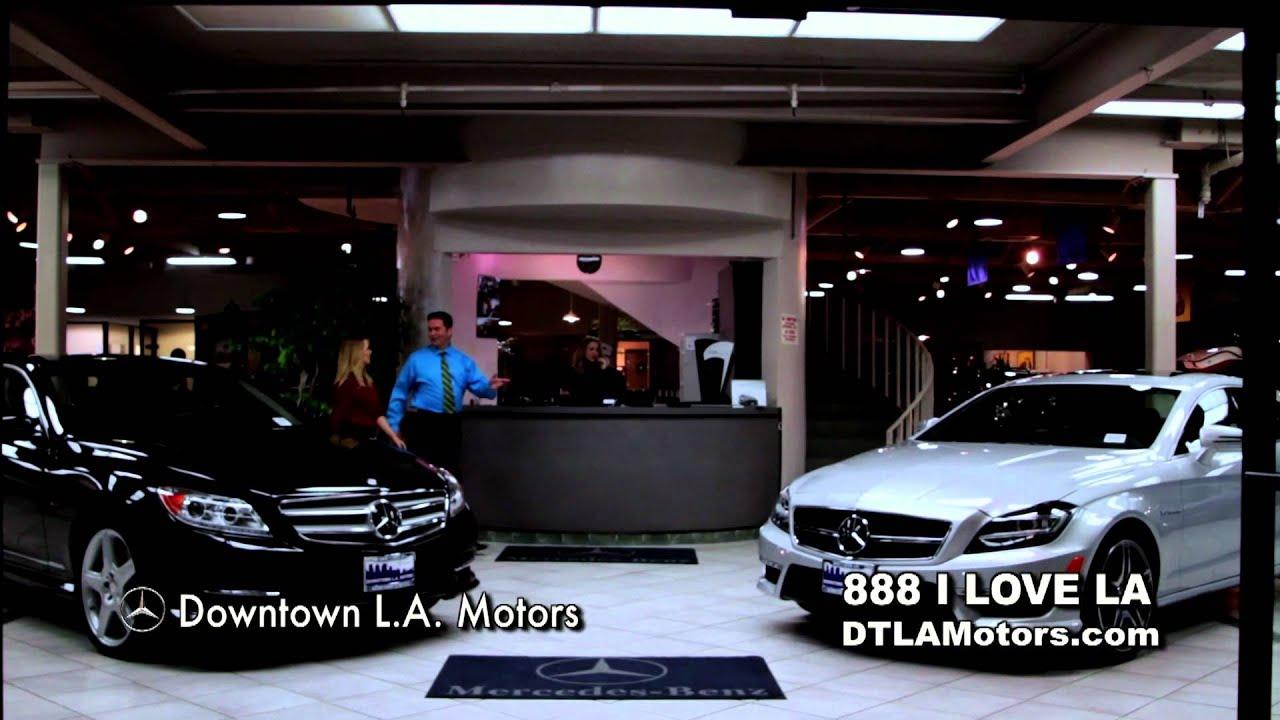Downtown la motors mercedes benz directed by j levine for Downtown la motors mercedes benz