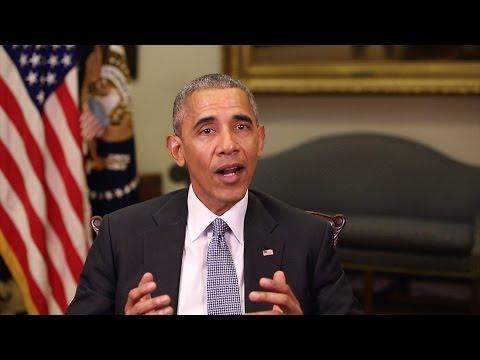 President Obama's Tribute to Sec. Tom Vilsack