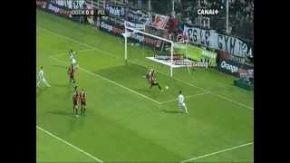 OGC Nice - Lorient (2008-2009)