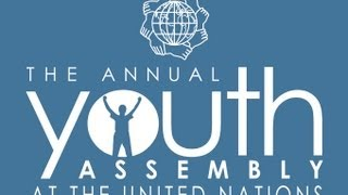 #YouthAssembly - Closing of the 12th @YouthAssembly at the United Nations