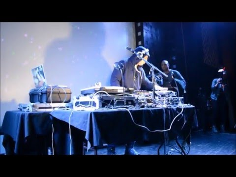 Kid Capri on the Turntables @Sobs 2/3/16 for the 22Convent video premiere