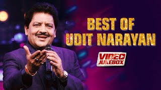 Blockbuster Songs Of Udit Narayan (Video Jukebox) 90's Hindi Songs | Evergreen Songs | Tips Official