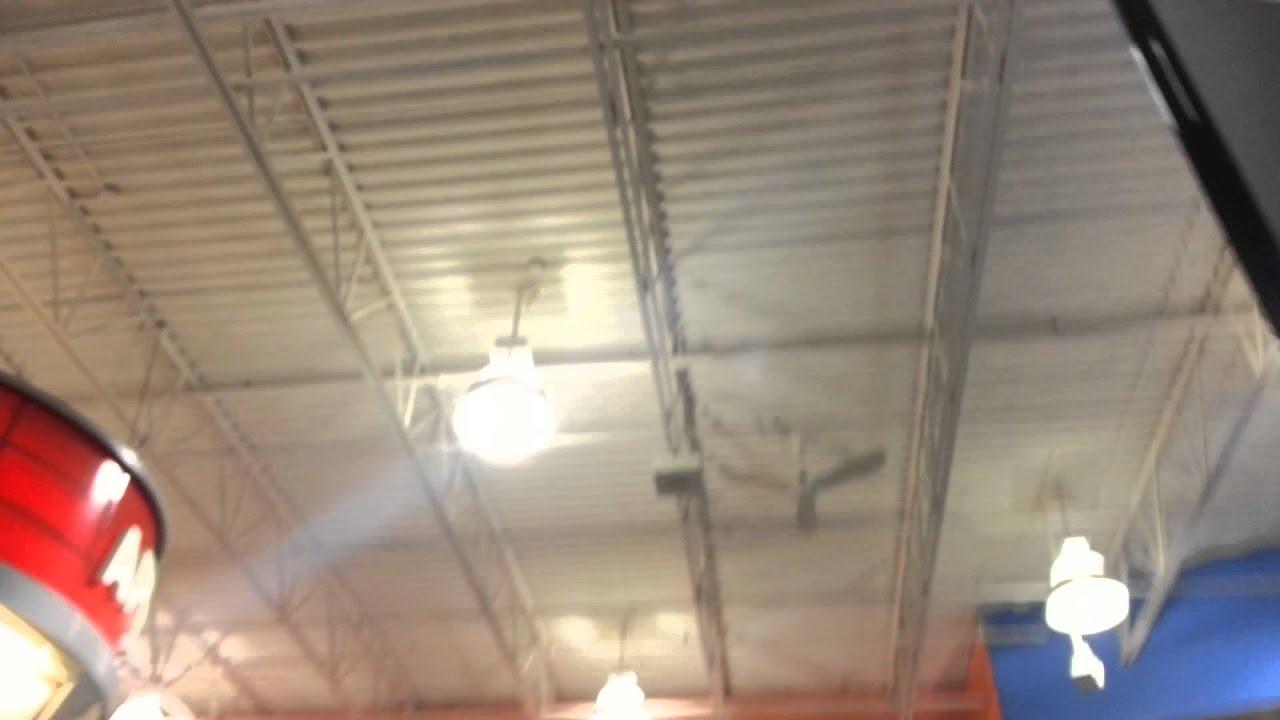 56 Quot Banvil Envirofan Gold Line Industrial Ceiling Fans