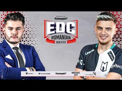 CLUTCH TIME - Werty & Jaxi   EDC Romanian Qualifier pres