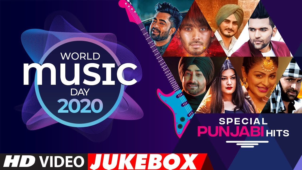 World Music Day 2020 Special | Video Jukebox | New Punjabi Songs | T-Series