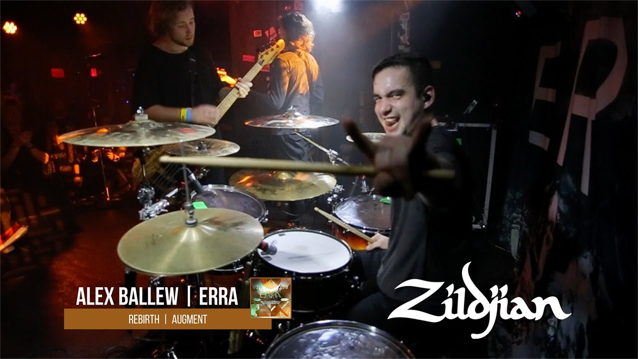 Alex Ballew | ERRA | REBIRTH Audio Sync