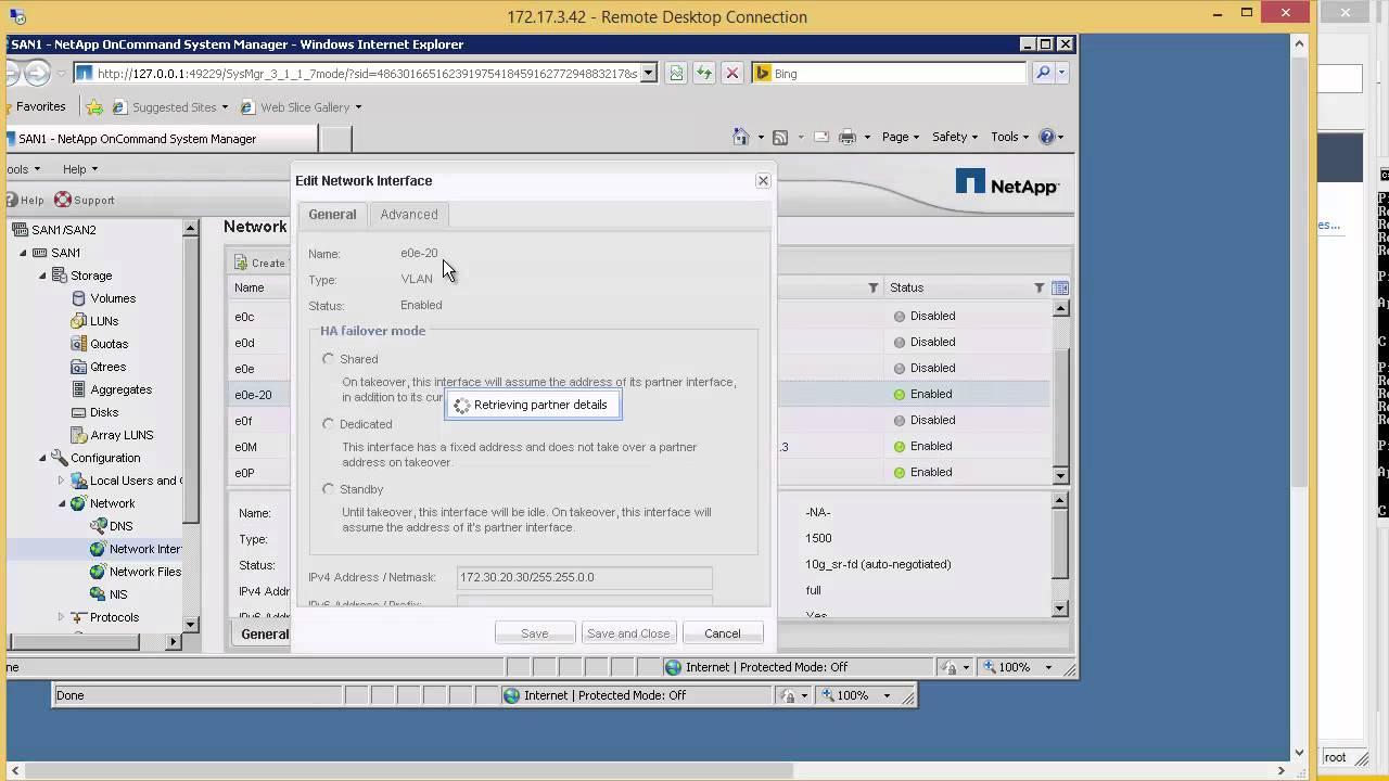 How to setup a Netapp SAN (Part 13 Jumbo Frames) - YouTube