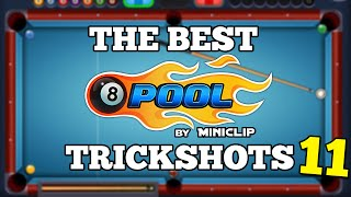 8 Ball Pool: Best Trickshots - Episode #11