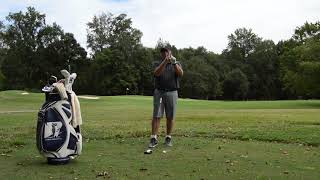 Bradley Hughes Golf- The One Minute Drill To Longer Drives