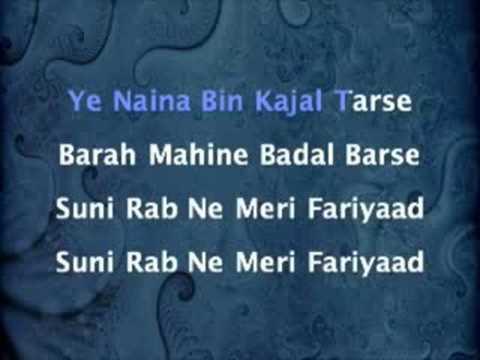 Gali Mein Aaj Chand Nikala - Zakham (1998)