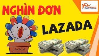 Chia sẻ bí quyết kiếm nghìn đơn trên LAZADA - Bài học kinh doanh
