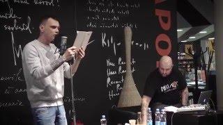 Andrus Elbing x Vladimir Majakovski x Selgrooflööt