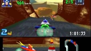 Megaman Battle & Chase Gameplay