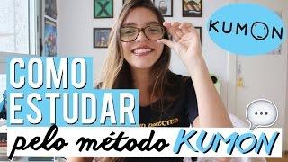 Dicas de como estudar com o Método KUMON - Débora Aladim