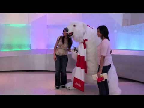WORLD OF COCA-COLA: POLAR BEAR MEET & GREET
