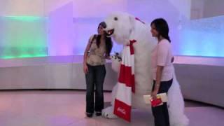 WORLD OF COCA-COLA: POLAR BEAR MEET & GREET