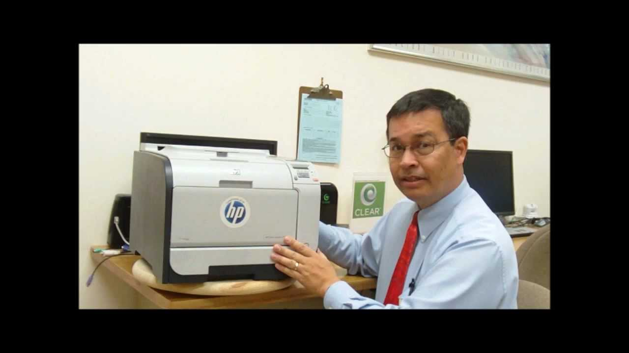 HP COLOR LASERJET CP2025 PRINTER DESCARGAR CONTROLADOR