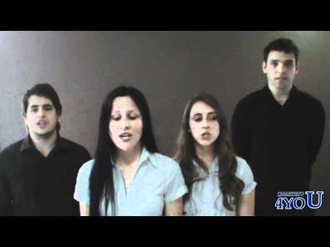 Quarteto 4You - CÂNTICO DE NATAL