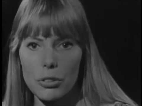 Joni Mitchell - Blue on Blue & Interview